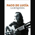 LUCIA, PACO DE - LA BUSQUEDA + DVD (Compact Disc)