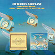 JEFFERSON AIRPLANE - LONG JOHN SILVER/THIRTY SECONDS OVER WINTERLAND (Compact Disc)