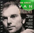 MORRISON, VAN - GREAT (Compact Disc)