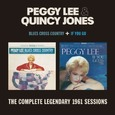 LEE, PEGGY - BLUES CROSS & IF YOU GO (Compact Disc)