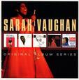 VAUGHAN, SARAH - ORIGINAL ALBUM SERIES (Compact Disc)
