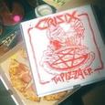CRISIX - PIZZA EP (Disco Vinilo 12')