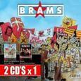 BRAMS - AMB EL ROCK LA FAIX / DIPLOMACIA DE LA REBEL.LIA (Compact Disc)