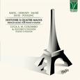 COLOMBO, LUCA A.M. - HISTOIRE A QUATRE MAINS (Compact Disc)
