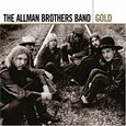 ALLMAN BROTHERS BAND - GOLD (Compact Disc)