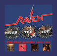 RAVEN - OVER THE TOP! -BOX SET- (Compact Disc)