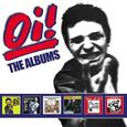 VARIOUS ARTISTS - OI! THE ALBUMS (Compact 'single')