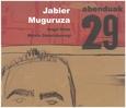 MUGURUZA, JABIER - ABENDUAK 29 (Compact Disc)