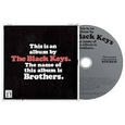 BLACK KEYS - BROTHERS (Compact Disc)