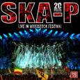 SKA-P - LIVE IN WOODSTOCK FESTIVAL 2014 + DVD (Compact Disc)