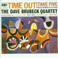 BRUBECK, DAVE - TIME OUT -HQ- (Disco Vinilo LP)