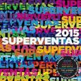 VARIOUS ARTISTS - SUPERVENTAS 2015 (Compact Disc)