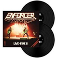 ENFORCER - LIVE BY FIRE II (Disco Vinilo LP)