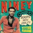 NINEY THE OBSERVER - ROOTS WITH QUALITY ANTHOLOGY (Disco Vinilo LP)