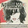 JONES, NORAH - LITTLE BROKEN HEARTS (Disco Vinilo LP)