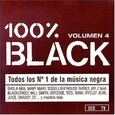 VARIOUS ARTISTS - 100% BLACK 4 (Compact Disc)