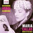 CALLAS, MARIA - QUEEN OF THE SCALA =BOX= (Compact Disc)