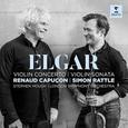 CAPUCON, RENAUD - VIOLIN CONCERTO & SONATA -DIGI- (Compact Disc)