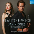 NIGGES, JAN - FLAUTO E VOCE (Compact Disc)