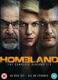 TV SERIES - HOMELAND SEASON 1-5 (Digital Video -DVD-)