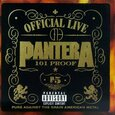 PANTERA - OFFICIAL LIVE 101 PROOF   (Compact Disc)