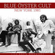 BLUE OYSTER CULT - BEST OF LIVE IN NEW YORK 1981 (Disco Vinilo LP)