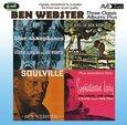 WEBSTER, BEN - THREE CLASSIC ALBUMS + (Compact Disc)