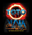 TOTO - 40 TOURS AROUND THE SUN (Compact Disc)