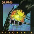 DEF LEPPARD - PYROMANIA (Compact Disc)