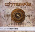 WHITESNAKE - 1987 + DVD -20TH ANNIVERSARY COLLECTION- (Compact Disc)