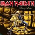 IRON MAIDEN - PIECE OF MIND (Disco Vinilo LP)