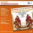 MOZART, WOLFGANG AMADEUS - LE NOZZE DI FIGARO
