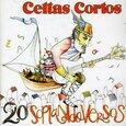 CELTAS CORTOS - 20 SOPLANDO VERSOS (Compact Disc)