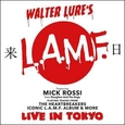 LURE, WALTER - LIVE IN TOKYO (Compact Disc)