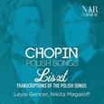 CHOPIN, FREDERIC - POLISH SONGS (Compact Disc)