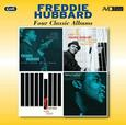 HUBBARD, FREDDIE - FOUR CLASSIC ALBUMS (Compact Disc)
