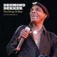 DEKKER, DESMOND - KING OF SKA - LIVE AT DINGWALLS -HQ- (Disco Vinilo LP)