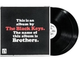 BLACK KEYS - BROTHERS (Disco Vinilo LP)