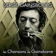 GAINSBOURG, SERGE - CHANSONS DE GAINSBARRE (Compact Disc)