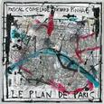 COMELADE, PASCAL - LE PLAN DE PARIS -LTD- (Disco Vinilo LP)