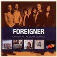 FOREIGNER - ORIGINAL ALBUM SERIES (Compact Disc)