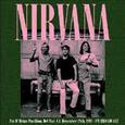 NIRVANA - PAT O' BRIAN PAVILLION - DELMAR CALIFORNIA 1991 (Compact Disc)