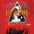 DEF LEPPARD - HYSTERIA LIVE -HQ- (Disco Vinilo LP)