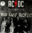 AC/DC - MELBOURNE 1974 & TV COLLECTION (Disco Vinilo LP)