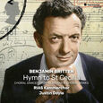 BRITTEN, BENJAMIN - CHORAL WORKS (Compact Disc)