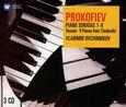 PROKOFIEV, SERGEJ - SONATEN 1-9/TOCCATA (Compact Disc)