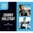 HALLYDAY, JOHNNY - GANG AND ROCK N ROLL ATTITUDE (Compact Disc)