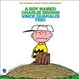 ORIGINAL SOUND TRACK - A BOY NAMED CHARLIE BROWN -HQ- (Disco Vinilo LP)