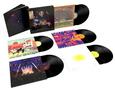 EMERSON, LAKE & PALMER - OUT OF THIS WORLD LIVE 1970 - 1997 =BOX= (Disco Vinilo LP)