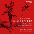FAUST, ISABELLE - STRAVINSKY THE SOLDIERS TALE -ENGLISH- (Compact Disc)